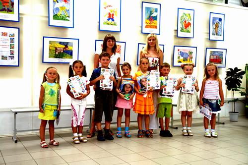 Детские кружки обучения